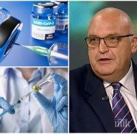 Д-р Николай Брънзалов: Джипитата имат готовност да поставят и РНК ваксини