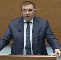 ИЗВЪНРЕДНО В ПИК TV: Министър проф. Ангелов остро към БСП: Не отнемайте надеждата на хората, от тази зала казваха да не се носят маски. Депутатите дадоха зелена светлина за купуване на ваксини (НА ЖИВО/ОБНОВЕНА)