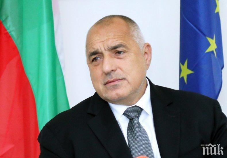 ИЗВЪНРЕДНО В ПИК: Премиерът Борисов с важна новина за шофьорите в София (СНИМКИ)