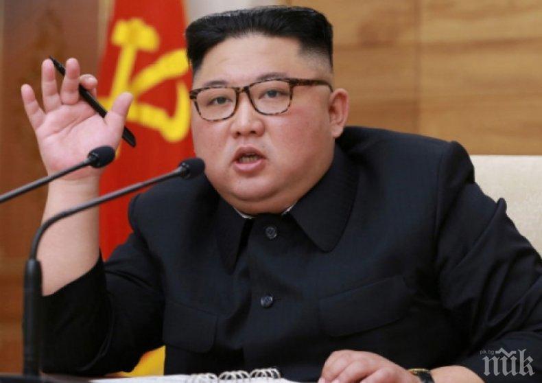 COVID-19 вече бил неизбежна реалност в Северна Корея