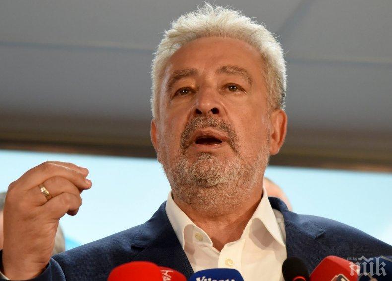 Здравко Кривокапич е новият премиер на Черна гора