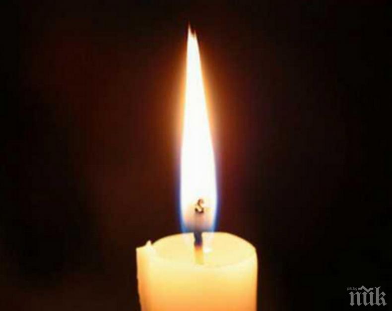 ТЪЖНА ВЕСТ: COVID-19 уби издателя на вестник Борба Николай Томов
