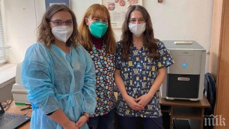 Студенти медици призовават колегите си да се включат в битката с COVID-19