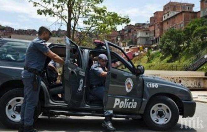 Трагедия с автобус в Бразилия - най-малко 17 души загинаха