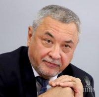 Скандален фалшификат срещу Валери Симеонов - опитаха се да го скарат с ресторантьорите, които подкрепя