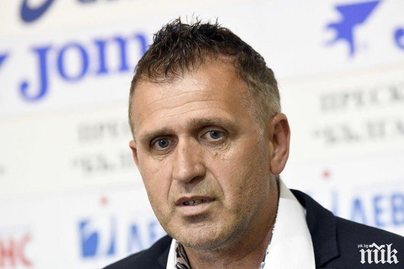 Бруно Акрапович отговори на Крушарски: Не дължа на никого нищо, на мен се дължи много
