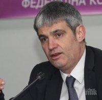 Пламен Димитров, КНСБ: През 2025 г. средната работна заплата може да надмине 2400 лв.