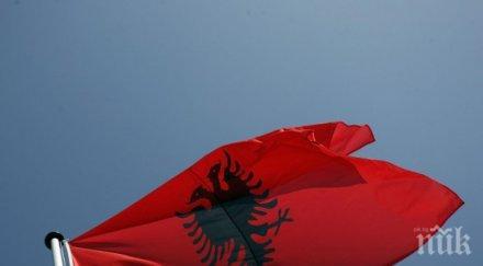 протестите албания продължават