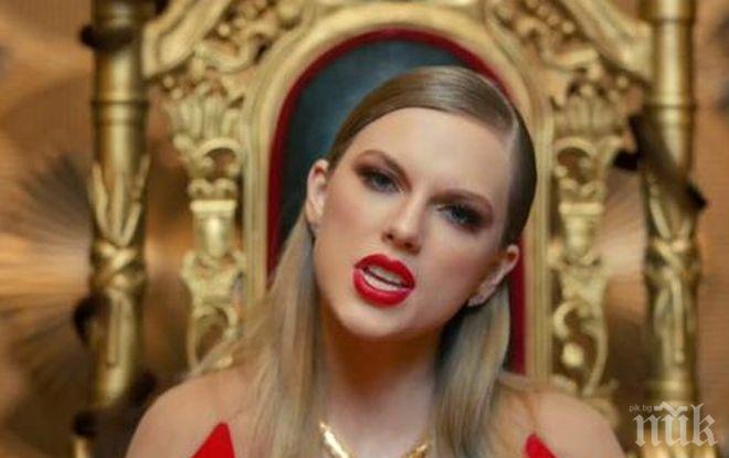 Тейлър Суифт би рекорд на Бийтълс в британската класация за албуми