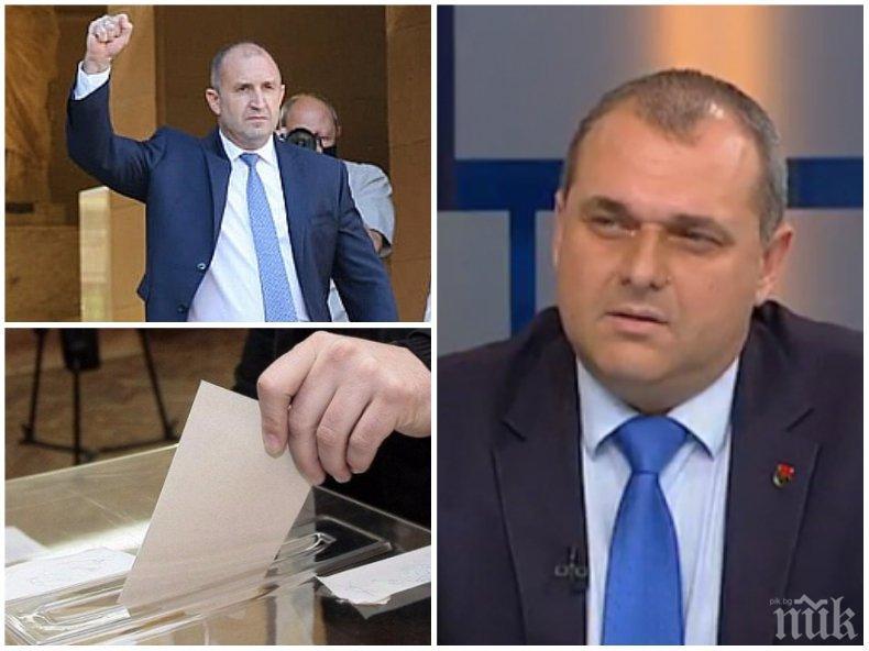 ПЪРВО В ПИК: Искрен Веселинов посече Радев за гласуването по пощата: Фасадата на тази поредна атака срещу Изборния кодекс е Великобритания, но същността е Турция