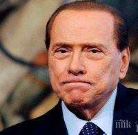 Силвио Берлускони ще се ваксинира публично, въпреки че изкара коронавируса