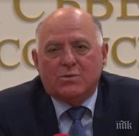 Боян Магдалинчев: Изборът на разследващия главния прокурор може да става по конкретен казус