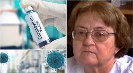 вирусологът проф радка аргирова ексклузивно пик момента борим мутирал вирус инфекциозен лесно пренася мерките останат ваксинацията