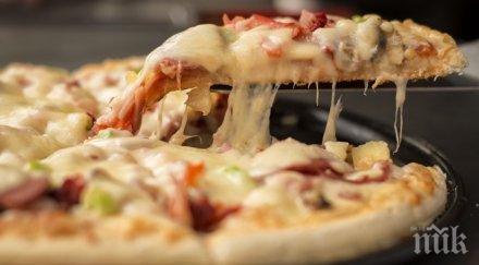 уникално пица 254 вида сирена счупи рекорд гинес видео
