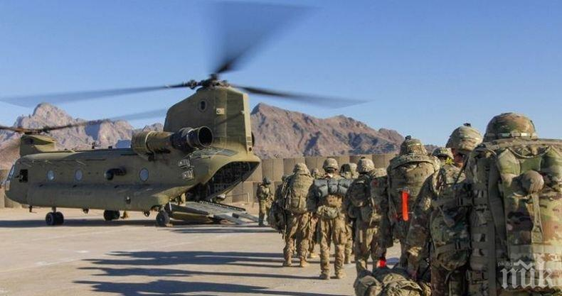 Висши американски военни настоявали за запазване на присъствието в Афганистан