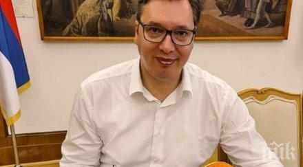 александър вучич допусна производство руската ваксина коронавируса сърбия