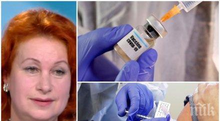 проф ива христова важна информация безвредни ваксините заболявания рискови имунизиране възможно повторно заразяване covid
