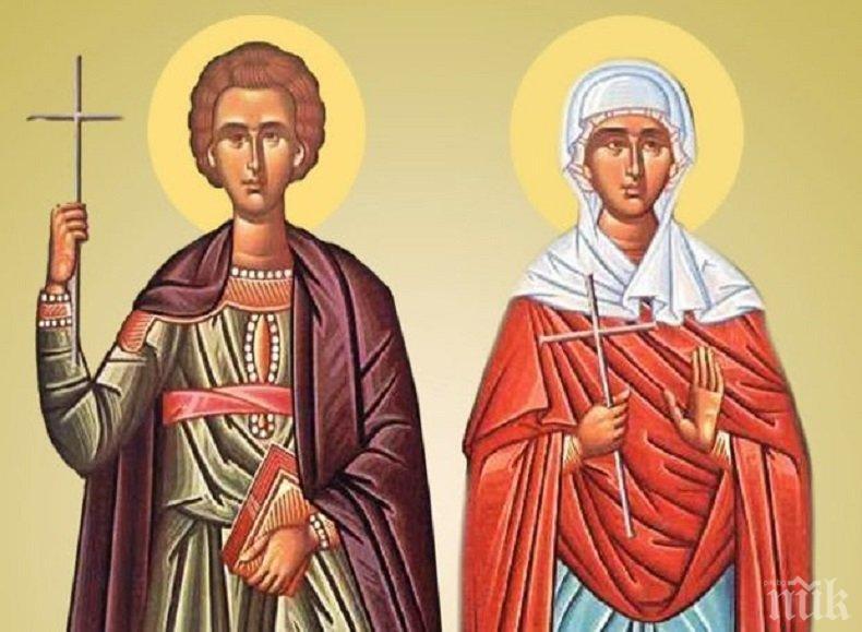 ЧУДОТО НА ВЯРАТА: Молитвите към този светец избавят от пиянство, а тези четири имена имат повод да почерпят