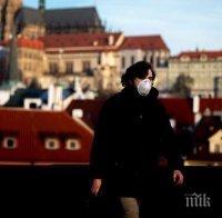 НЕПОКОРСТВО: Голям протест в Прага срещу ограниченията заради пандемията