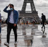 Вечерен час във Франция, броят на жертвите на COVID-19 надхвърли 70 000 души