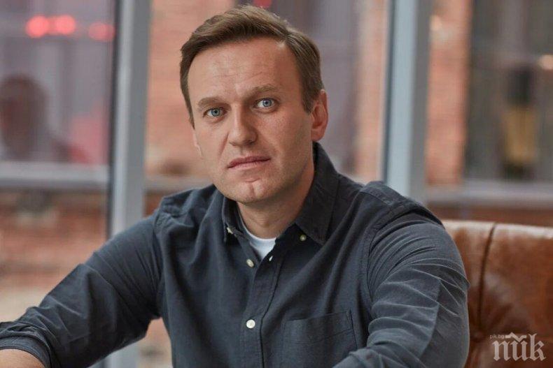 Навални е затворен в Матроска тишина, готвят се протести в цяла Русия