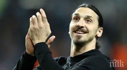 златан ибрахимович обяви единственият футболист добър