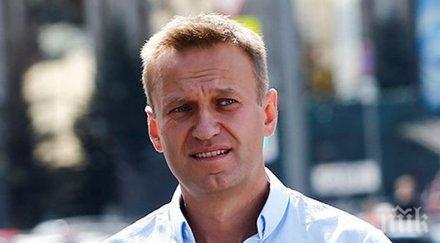 разследват приближена навални заради заплаха