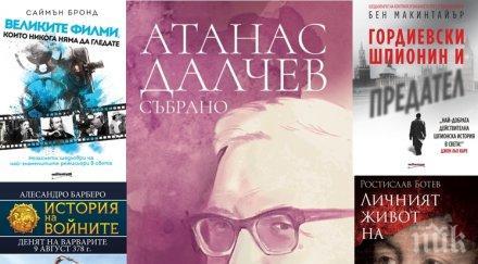 топ продаваните книги издателство милениум декември