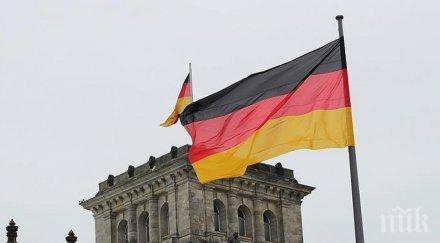 германия нарастващата заплаха крайно десни групировки отричащи пандемията