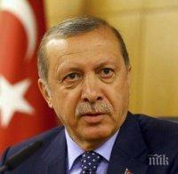 Ердоган: Турция ще мобилизира ислямския свят, за да спре терора в Израел