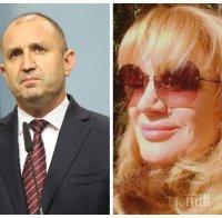Соня Колтуклиева: Единствените думи на Румен Радев, имащи значение, са тези, които ще произнесе, напускайки президентството и запътвайки се към следствието