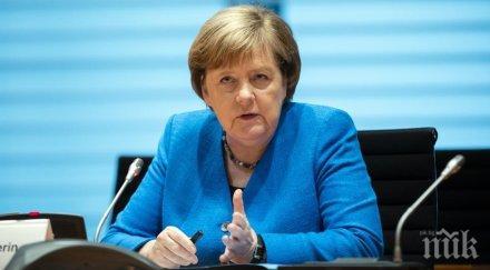 германия регистрира близо 000 новозаразени меркел обсъжда мерките премиерите провинциите