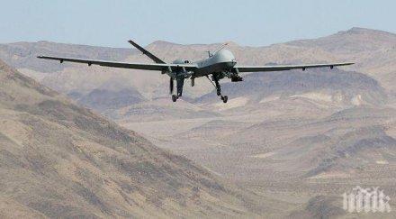 иранската армия вдига дронове големи учения