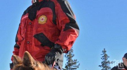 драма рила планински спасители помогнаха бедстващи мъж жена мусала