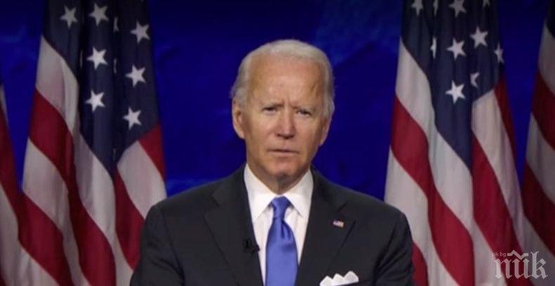 Джо Байдън с първи коментар за решението на Камарата на представителите за импийчмънт на Доналд Тръмп