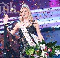 Мис България Нанси Карабойчева влезе в топ 10 на