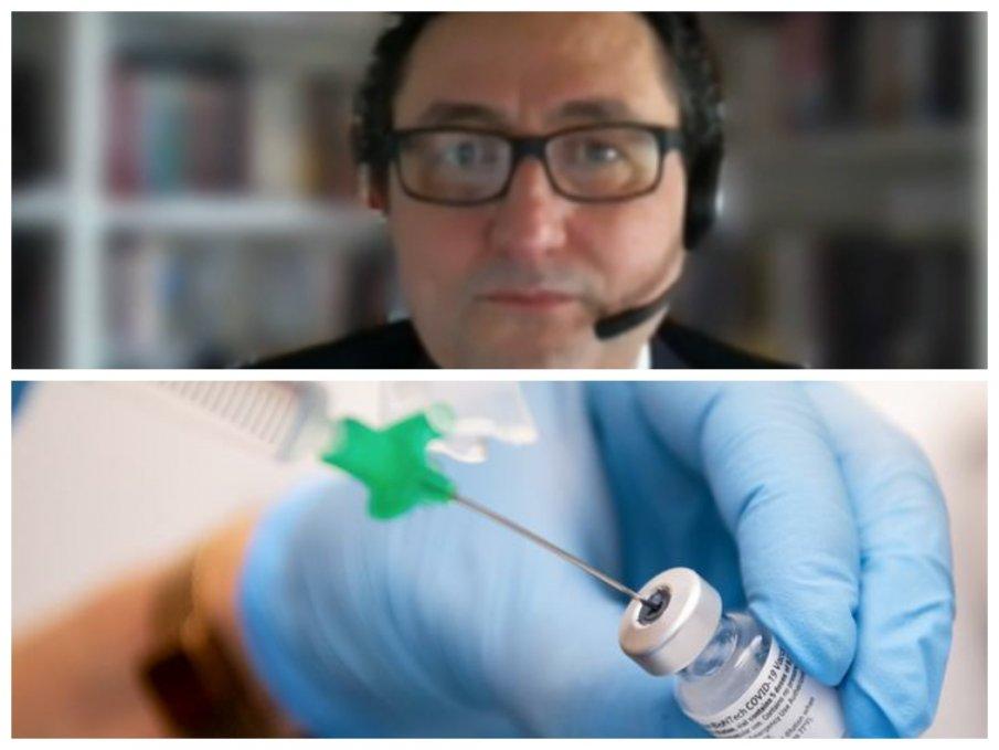 Наш лекар в Берн предупреди: При смесване на ваксини може да има неблагоприятни реакции