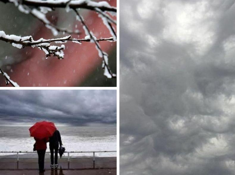 СТУДЪТ ОСТАВА: Денят започва с температури от минус 7 градуса. Ще бъде облачно и ветровито, но без съществени валежи (КАРТА)