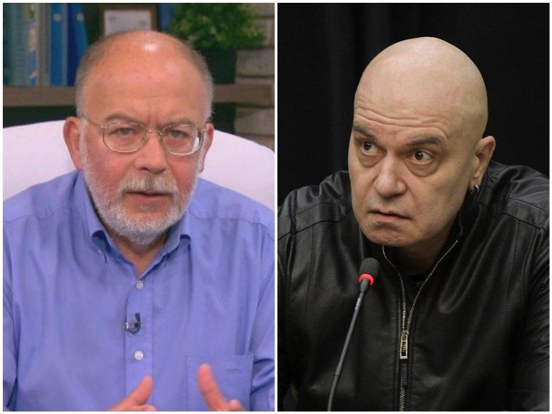 Социологът Кольо Колев: Политиката е ужасно тежко занимание - ако Слави Трифонов не е в добро физическо и психическо състояние, жална му майка!