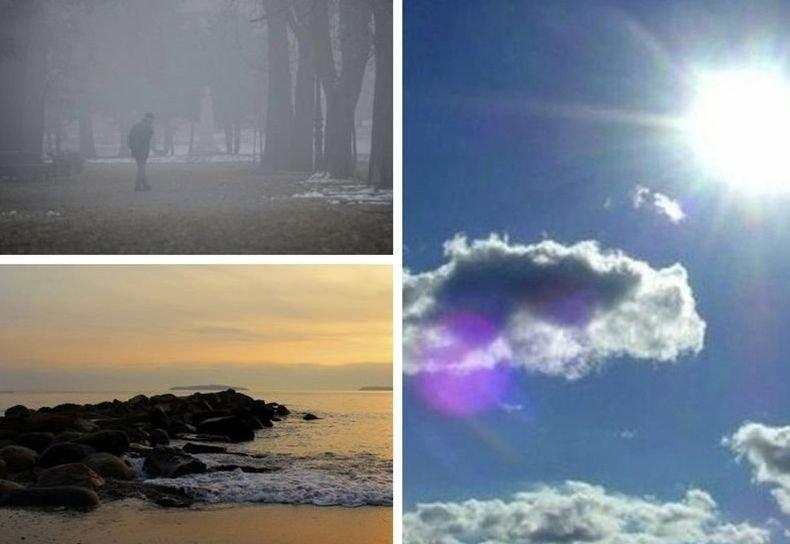 УСЕЩАНЕ ЗА ПРОЛЕТ! Мъгливо утро и много слънце в следобедните часове (КАРТА)