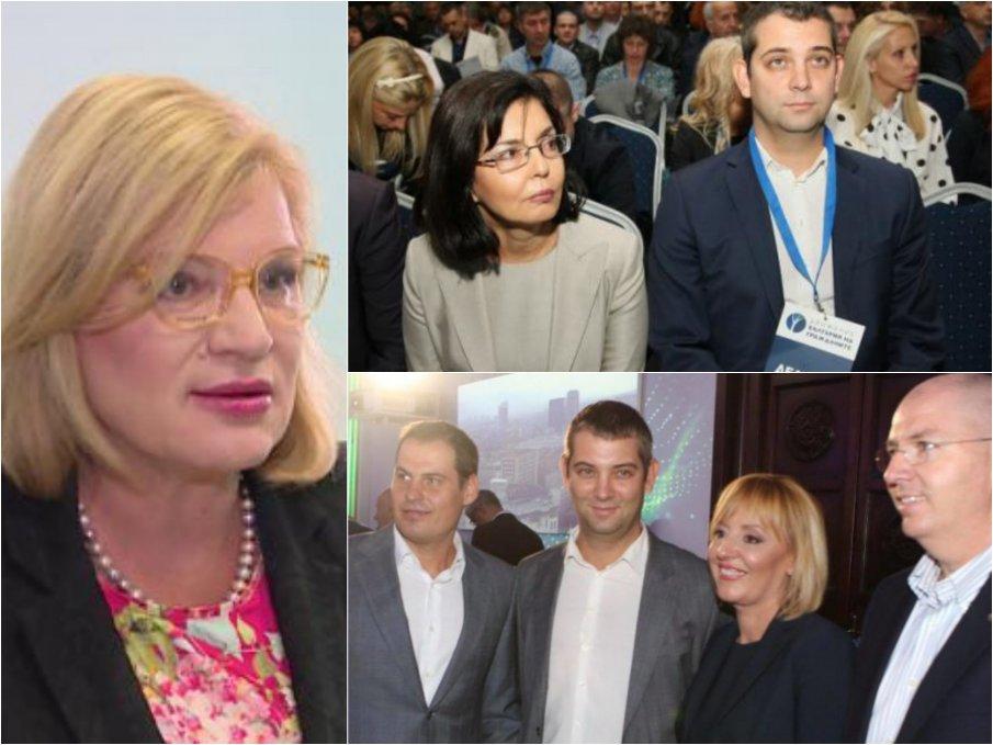 """Соня Колтуклиева за Манолова: Съсценаристка на аферата """"Костинброд"""""""
