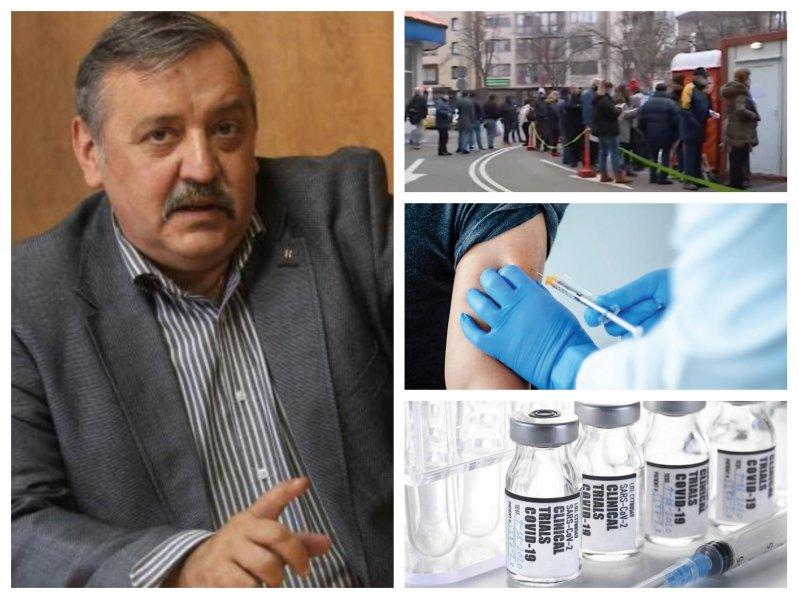 Проф. д-р Тодор Кантарджиев пред ПИК с пълна дисекция на ваксините, прогноза за пандемията и кой да изчака с имунизацията