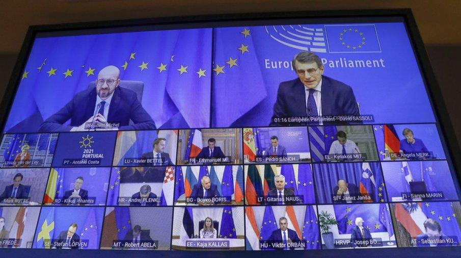 Повечето европейски лидери подкрепят цифров ваксинационен паспорт