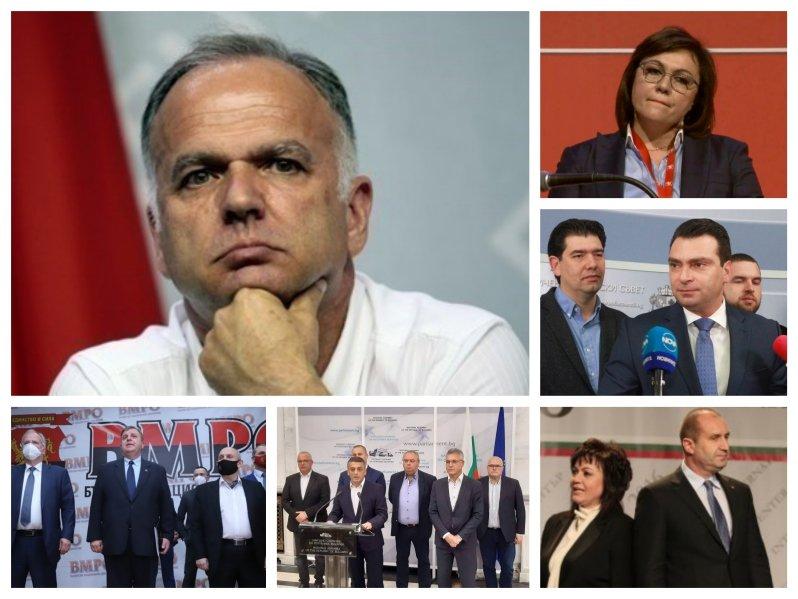 САМО В ПИК TV! Боян Чуков разкри защо напусна БСП и влезе в листата на ВМРО: Нинова няма стратегическа мисъл (ВИДЕО/ОБНОВЕНА)
