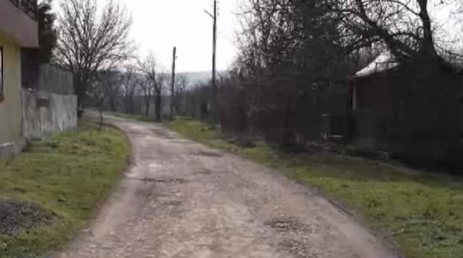 Село до Шумен чака 40 години да му асфалтират улиците