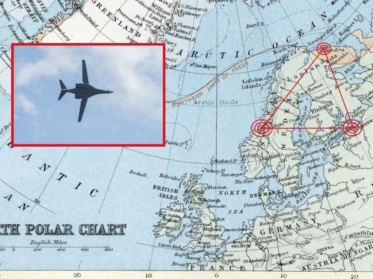 САЩ разположиха стратегически бомбардировачи в Норвегия