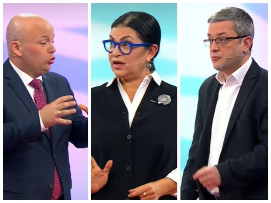 СКАНДАЛ В ЕФИР! Депутати от ГЕРБ, БСП и ДПС се хванаха гуша за гуша за честността на вота