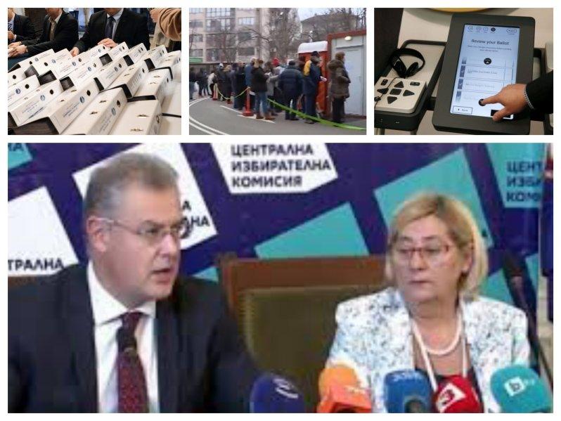 ГОРЕЩО В ПИК TV: ЦИК с важни новини на старта на предизборната кампания - ето какво трябва да направят карантинираните, за да гласуват (ВИДЕО/ОБНОВЕНА)