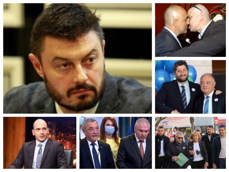 САМО В ПИК TV: Бареков: Слави е част от мозъчния тръст на ДПС - зависи от Доган. Манолова след Костинброд беше подлога на ГЕРБ, Радев ще загуби изборите (ВИДЕО/ОБНОВЕНА)