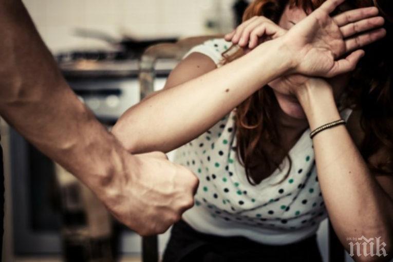 6 години затвор за рецидивист, изнасилил жена
